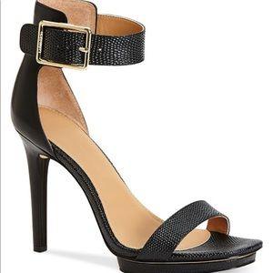 Calvin Klein Black Vable Heel Size 8.5M